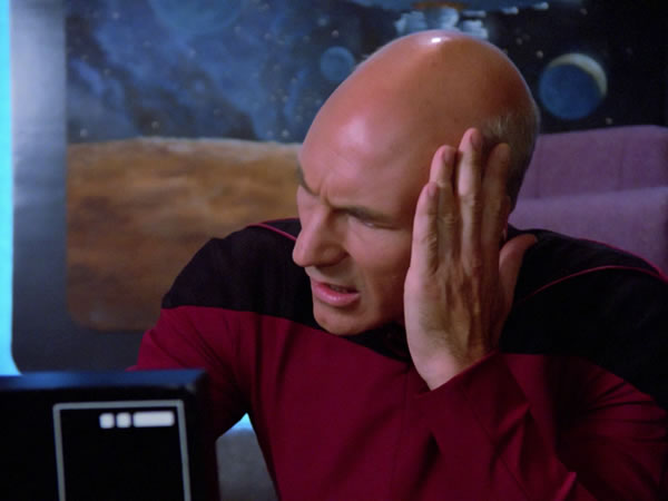 annoyed picard