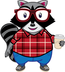 raccoon-coffee