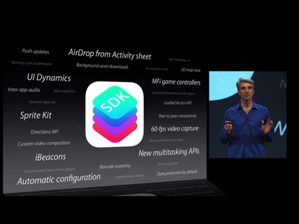 new ios features at wwdc