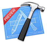 xcode preview icon