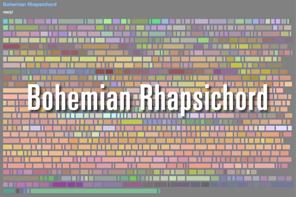 bohemian rhapsichord