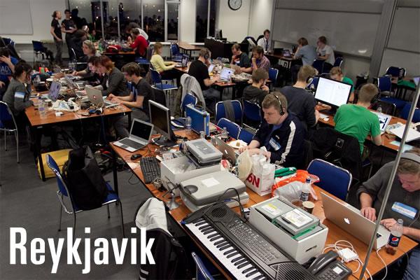 music hack day reykjavik