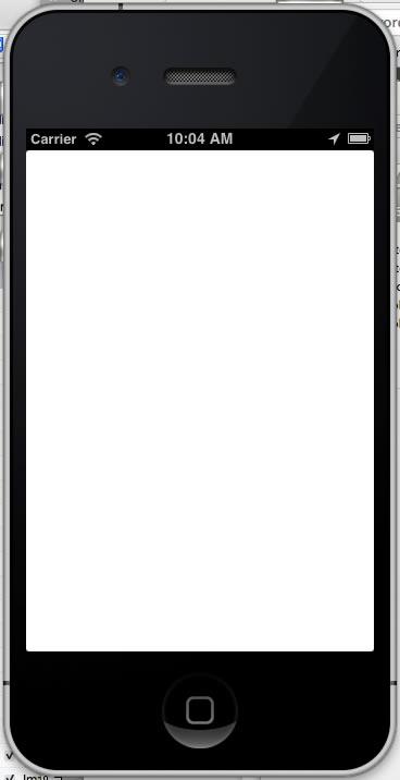 empty running app