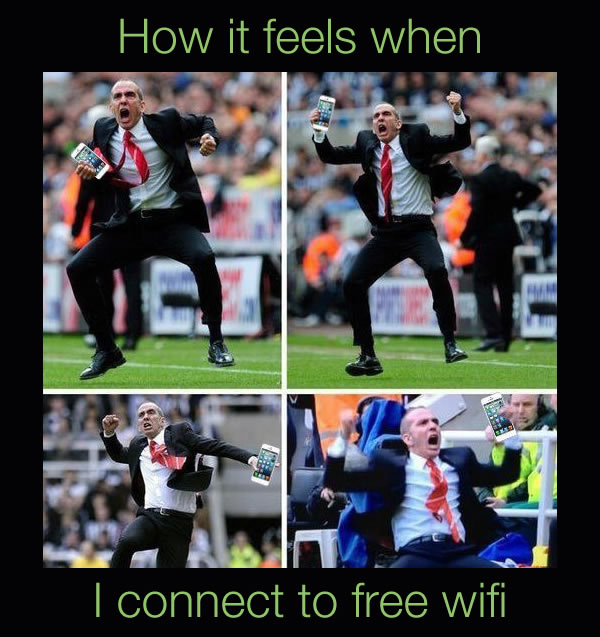 how it feels when i connect to free wifi
