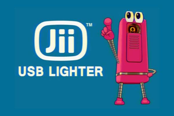 jii usb lighter