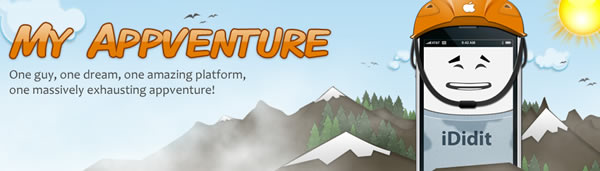 Banner from 'My Appventure'