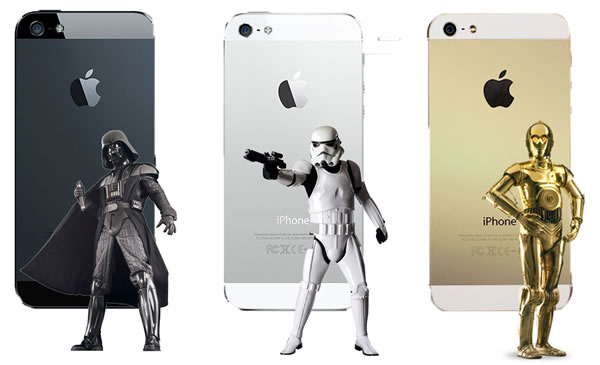 star wars iphone 5S
