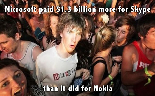 sudden clarity clarence on the microsoft nokia deal