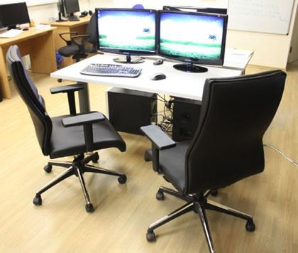 pair programming desk