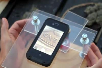 smartphone microscope 2