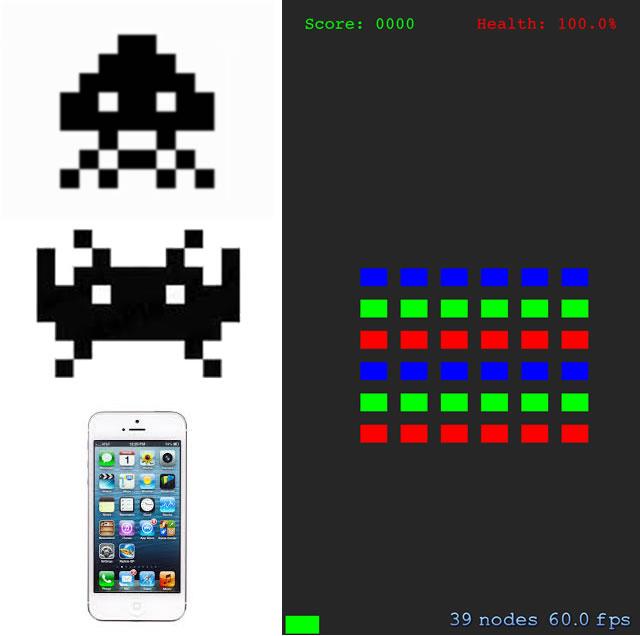 iOS Developer Roundup: Storyboards vs  Nibs vs  Code, Space Invaders
