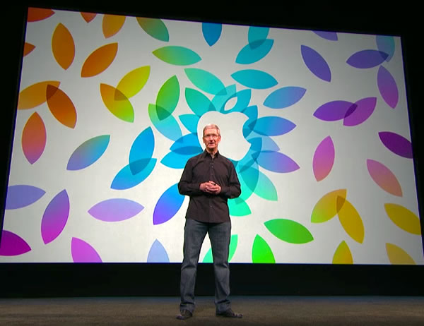 tim cook oct 22 keynote