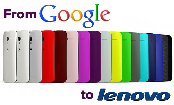 from google to lenovo