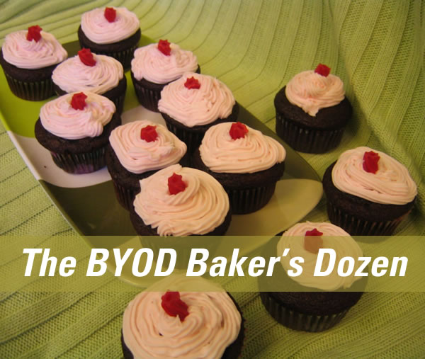 the BYOD baker's dozen