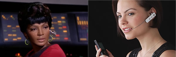 uhura and bluetooth