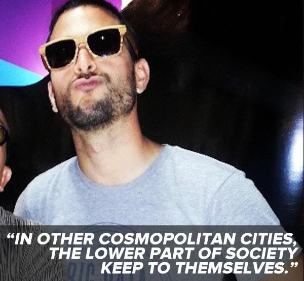gopman - lower part of society