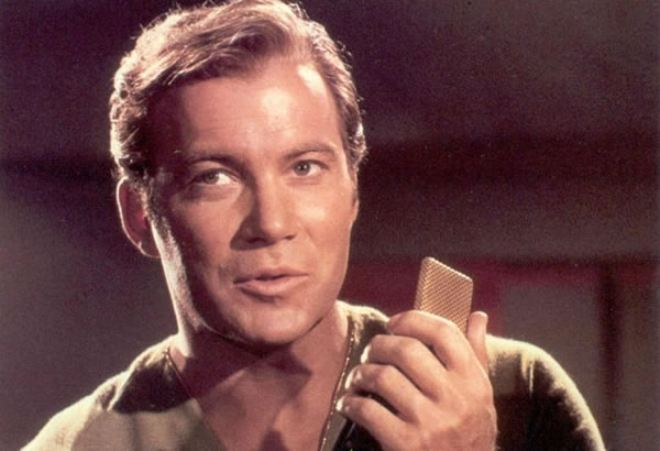 kirk on communicator