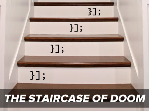 staircase of doom