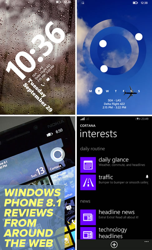 windows 8.1 reviews