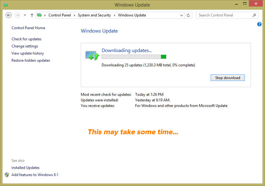 windows update 06a