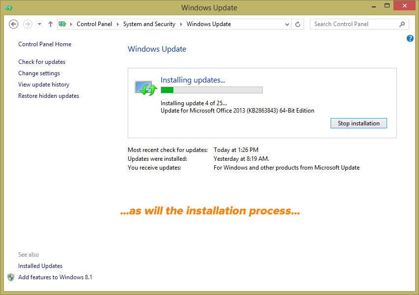 windows update 07