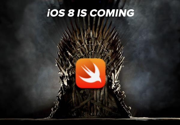 ios 8 is coming