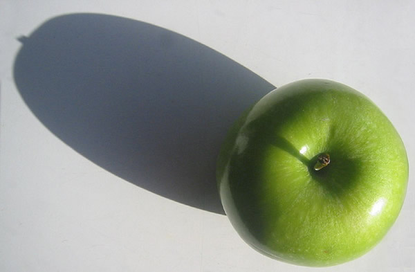 apple casting a long shadow