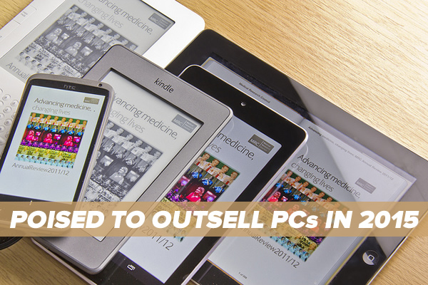 poised to outsell pcs in 2015