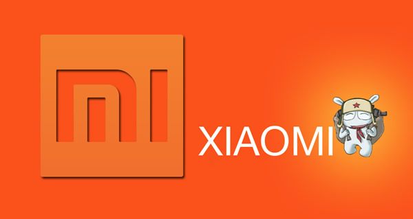 xiaomi logo and mascot