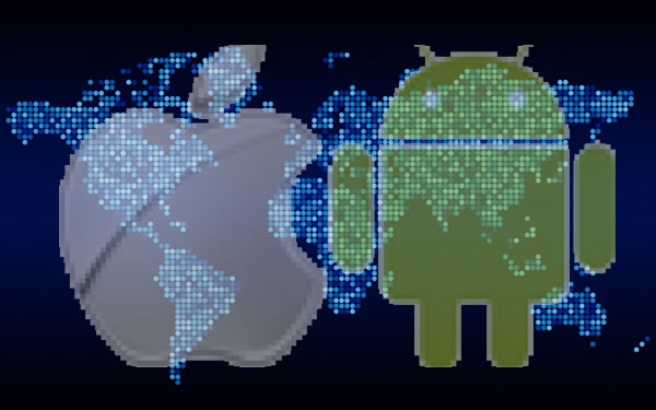 apple android world