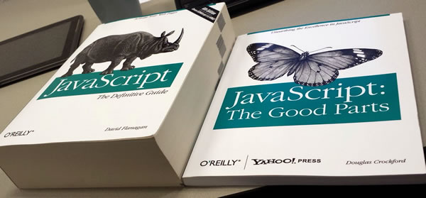 javascript and the good parts