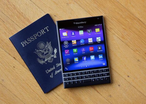 blackberry passport 5