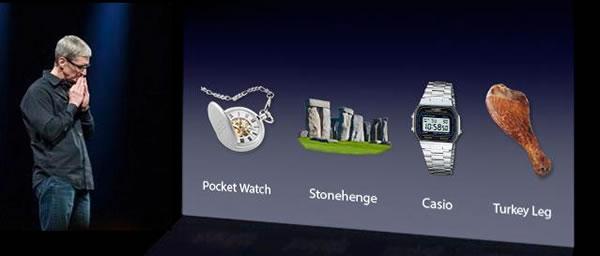 pocket watch - stonehenge - casio - turkey leg