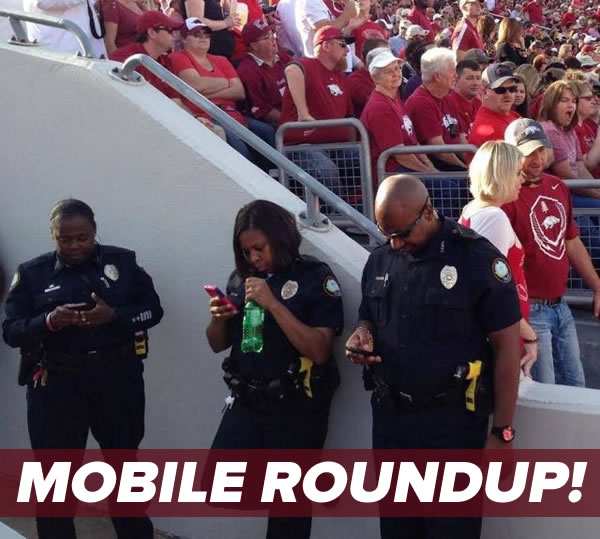 mobile roundup