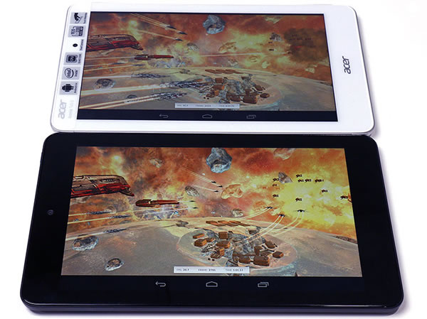 acer and dell tablets
