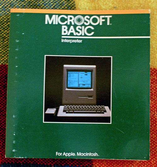 microsoft basic for mac