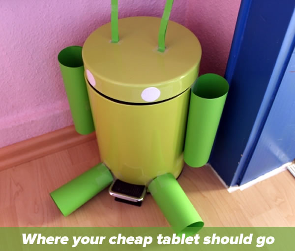 where your cheap tablet should go