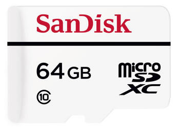 sandisk 64gb card
