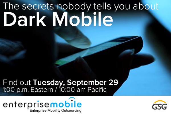 dark mobile