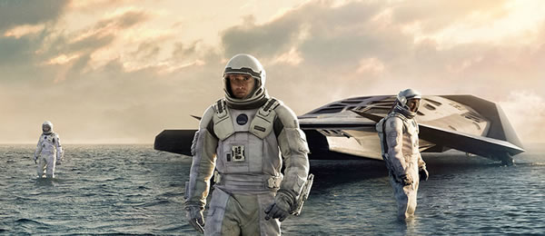 interstellar - millers planet