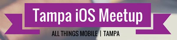 tampa ios meetup banner
