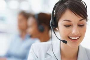 phone employee