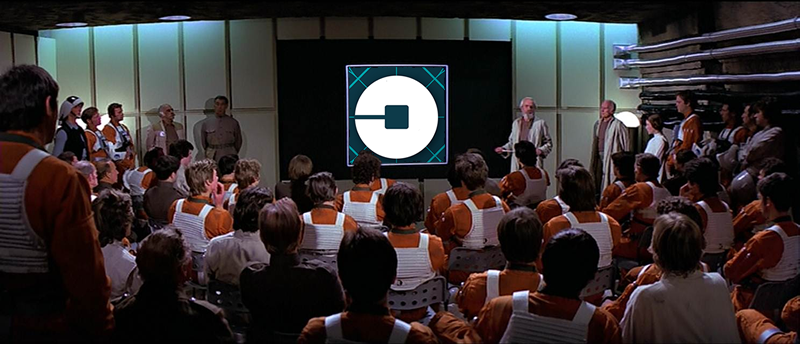 star wars uber logo 1