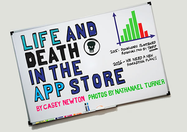 life and death in the app store