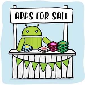 android apps for sale