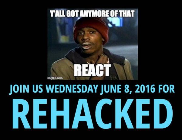 rehacked