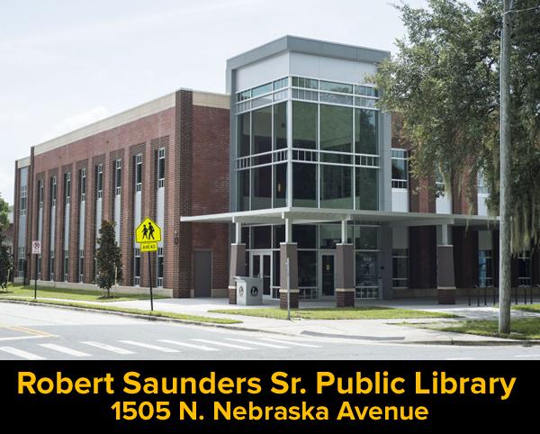 robert saunders sr public library