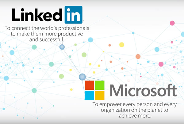 linkedin microsoft mission statements