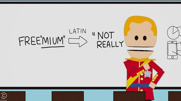 south park freemium