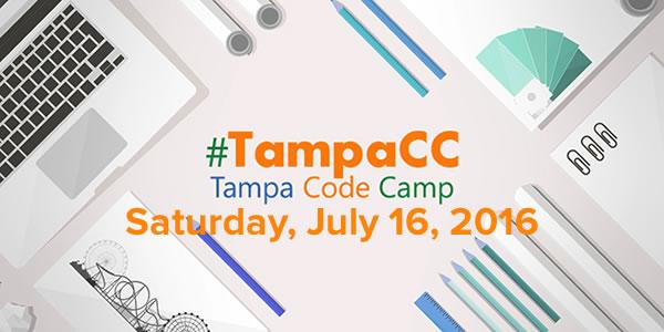 tampa code camp 2016